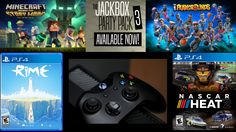 Level Up Game Night, Nascar, NBA, Minecraft, Video Games, Gift Guide, Gamer Gift Ideas