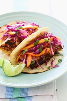 Blackened cod fish seasoned with a spicy rub and cooked in a cast iron skillet. The mango-cabbage slaw is the perfect balance of sweet and sour which