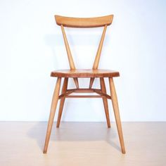 Ercol stacking chairs