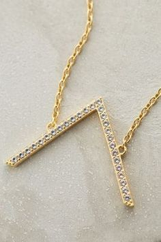 Elizabeth and James Edo Pendant Necklace #Anthropologie