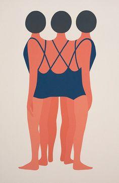 Illustration Geoff McFetridge, MeditallucinationGeoff.
