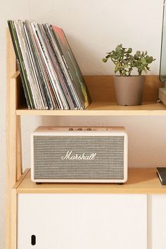 Slide View: 5: Marshall Stanmore Wireless Speaker