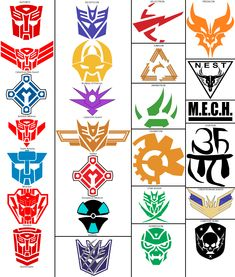 Symbols of Transformers Bumblebee Transformers, Transformers Drawing, Transformers Decepticons, Transformers Characters, Transformers Optimus, Optimus Prime, Transformer Tattoo, Gi Joe, Beast Machines