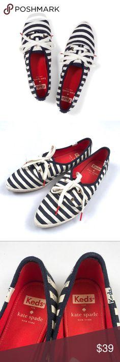Kate Spade x Keds sneakers Sz 8 Kate Spade x keds sneakers. Sz 8. kate spade Shoes Sneakers
