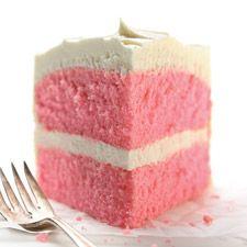 pink lemonade cake and frosting recipe