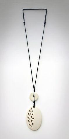 Ceramic jewelry By Fotini Rozi