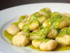 Cómo hacer ñoquis de patata veganos :: recetas veganas recetas vegetarianas :: Vegetarianismo.net