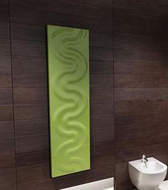 Karim Rashid Kwart Radiator by Hellos - new customizable designer radiator