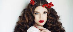 Le pettinature per capelli ricci definiti, vaporosi e soprattutto estivi! #curlyhair
