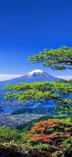 Mount Fuji, #japan