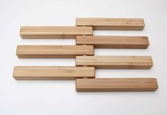 Design House Stockholm Bamboo Hot Pot Stand