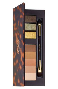 bronze goddess shimmering nudes palette / estee lauder