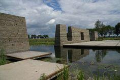 Stapelmuur juni 2014 Wilde Weelde Wereld www.maiktuinen.nl