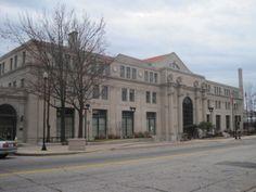 Macon, GA depot