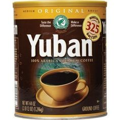 awesome Yuban Original Medium Roast Premium Ground Coffee