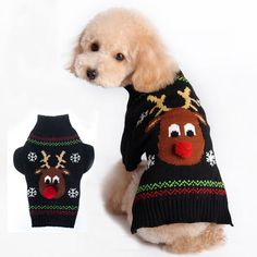 Ugly christmas sweater - for dogs