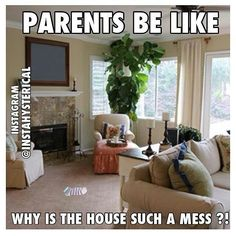 I am that parent...lol