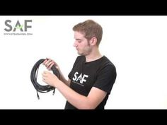 Six Ways to Wrap Your Cables Like a Pro - Lifehacker - How To Wrap A BNC Video or XLR Audio Cable