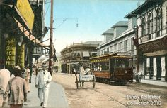 Pinoy Kollektor: Philippine TRAMVIAS (Street Cable Cars) in Postcards. Pinoy's first modern transportation Manila, Philippine Architecture, Philippines Culture, Filipino Culture, Old Money, Cable, Old Photos, 19th Century, Past