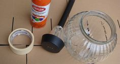 How To: Solar Jack-O-Lantern... might be a good idea for a little added lighting outdoors.