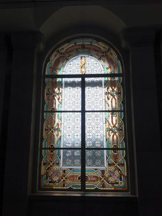 Arched Windows, Stained Glass Patterns, Leaded Glass, Tiffany, Texture, Projects, Ideas, Art, Crystals
