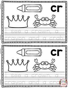 Phonics Unit 5 - Consonant Blends FREEBIE — Keeping My Kiddo Busy