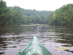 Kayaking the Muskegon River ~ Newaygo, Michigan- we went camping here.