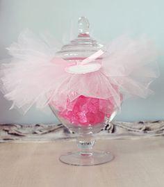 OMG!! so cute.....Candy Jar Tutus Perfect for Kenley's tu-tu party!