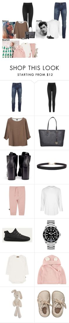 """01.23.17//Work, Monthly Checkup, Doctors Appointment and Packing"" by littlekidsfashion ❤ liked on Polyvore featuring Scotch & Soda, Topshop, United by Blue, Michael Kors, Cheap Monday, Humble Chic, River Island, adidas, Rolex and Kidscase"