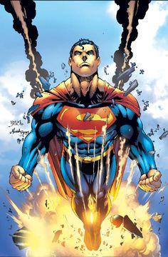 #Superman #Fan #Art. (Superman) By: Ed Benes. (THE * 5 * STÅR * ÅWARD * OF: * AW YEAH, IT'S MAJOR ÅWESOMENESS!!!™)[THANK U 4 PINNING!!!<·><]<©>ÅÅÅ+(OB4E)