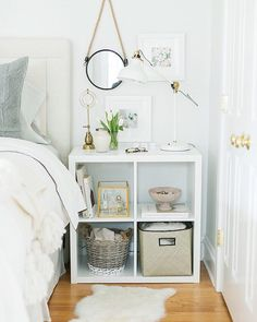 Apartment dwellers, rejoice! We've rounded up the best small space solutions & double-duty furniture on theeverygirl.com (direct link in profile).