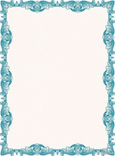 Tulip Pattern with Material Border   Classic; forgery pattern; lines; ornamentation; patterns; borders ...
