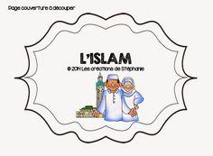 Les créations de Stéphanie: Lapbook : L'islam