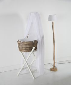 Kidsmill Rotan Rattan Baby Korb-Wiege The post Kidsmill Rotan Rattan Baby Korb-Wiege appeared first Rattan, Baby Equipment, Baby Zimmer, Maila, Baby Baskets, Moses Basket, Baby Bedroom, Baby Furniture, Discount Furniture