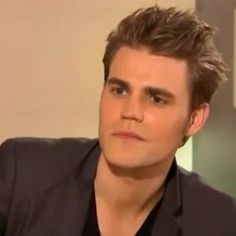 Paul Wesley And you can bite me too!