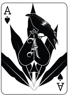 Ace of Spades by tallalien-ecto