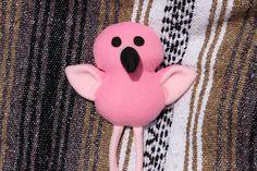 Plush Pink Fleece Baby Flamingo by uniqueextras on Etsy https://www.etsy.com/listing/241226109/plush-pink-fleece-baby-flamingo