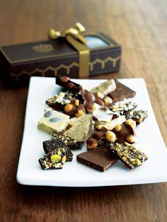 「カカオマーケットbyマリベル」の「バークチョコレート」