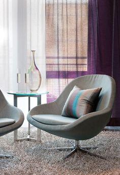 BoConcept Veneto chairs
