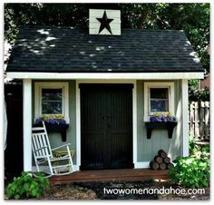 charming garden shed my garden shed needs a makeover already has grey siding i think i could do this myself diy garden shed
