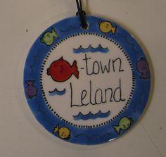 #Fishtown #michigan Ornament from Nancy DEYoung
