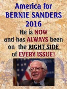 Bernie Sanders is the longest-serving Independent in Congress - Feel the Bern, Bernie Sanders for President 2016.
