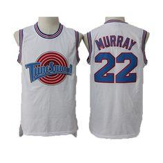63bc64954 JORDAN Basketball Jersey 23  BUGS 1 DUCK 2 LOLA 10 MURRAY 22 TAZ Space Jam  TuneSquad Basketball Jerseys Men Sleeveless Shirt