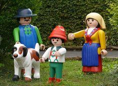 Playmobil géant - Photo de groupe n°11 (FunPark, Zirndorf, Germany)