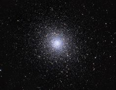 Messier 65 has been getting a lot of love lately, but Messier 5 is quite charming with loads of personality.