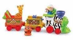 Dieren trein Little people - Kidshuis.nl