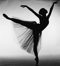 #Ballet #Ballerina #Dancer #Dance #BlackAndWhite