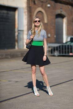 Streetstyle: Candice Lake (Photographer) in Sydney during Australia Fashion Week Spring 2013 Fashion Articles, Fashion News, Girl Fashion, Fashion Outfits, Womens Fashion, Fashion Design, Fashion Trends, Spring Street Style, Street Style Looks