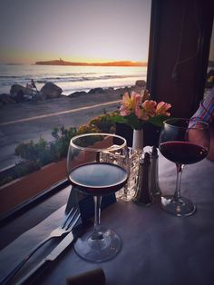 Miramar Beach Restaurant Half Moon Bay Ca United States Beautiful View