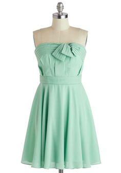 Get Frocked! Visit www.modcloth.com Mint Cute Dress | Mod Retro Vintage Dresses | ModCloth.com